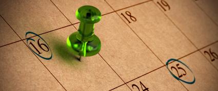 Календарь | Calendar